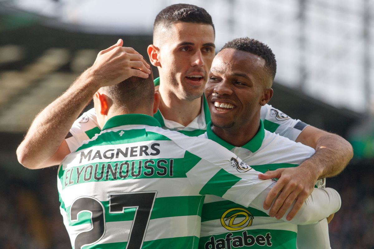 Celtic 6 Ross County 0 – Neil Lennon's men go top with dominant win at Parkhead