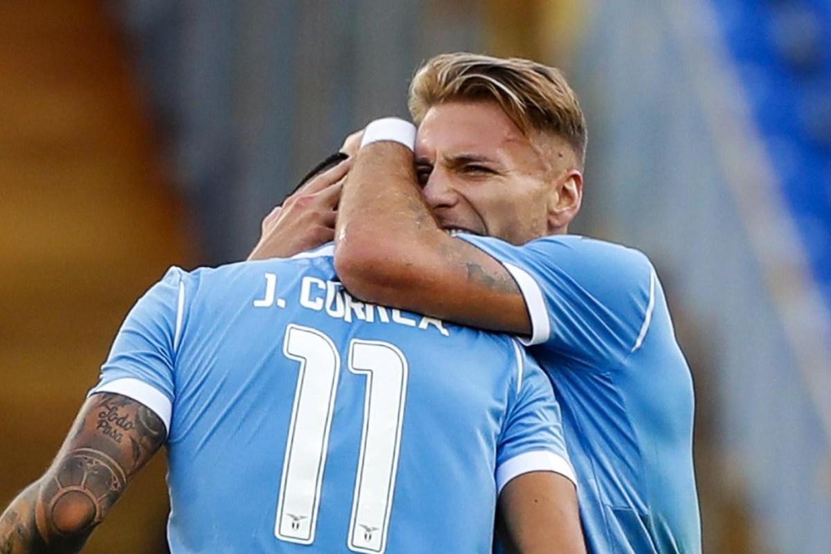 Lazio rescue incredible last-gasp comeback draw ahead of Celtic Europa League clash