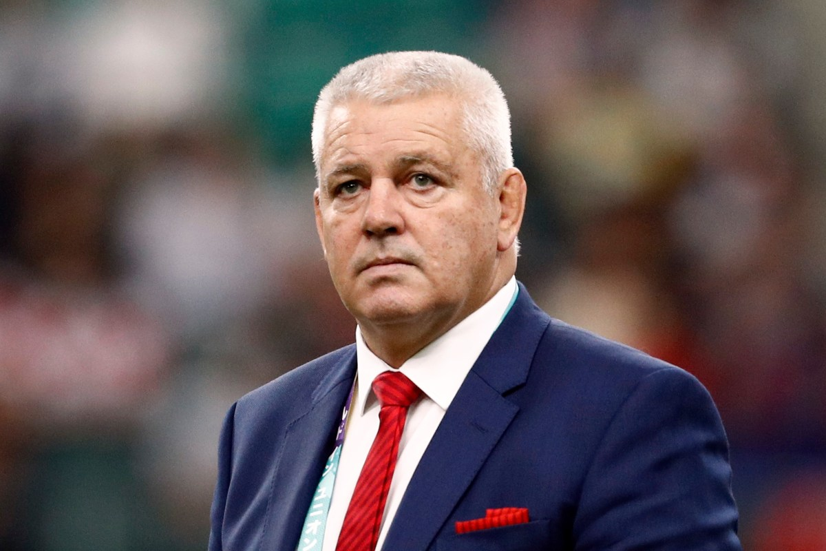 Wales coach Warren Gatland was planning his goodbye before heroic win against France