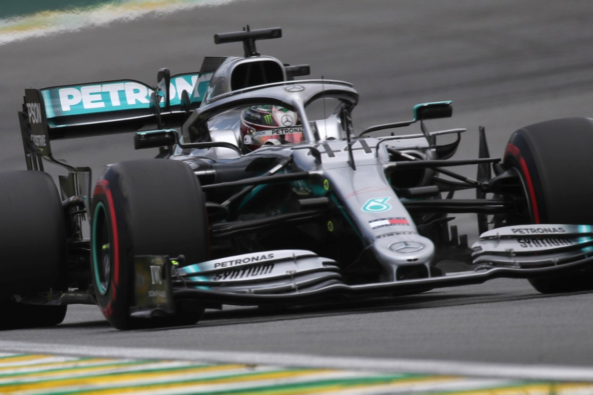 F1 Brazilian Grand Prix qualifying LIVE: Verstappen takes pole ahead of Vettel with Hamilton in third