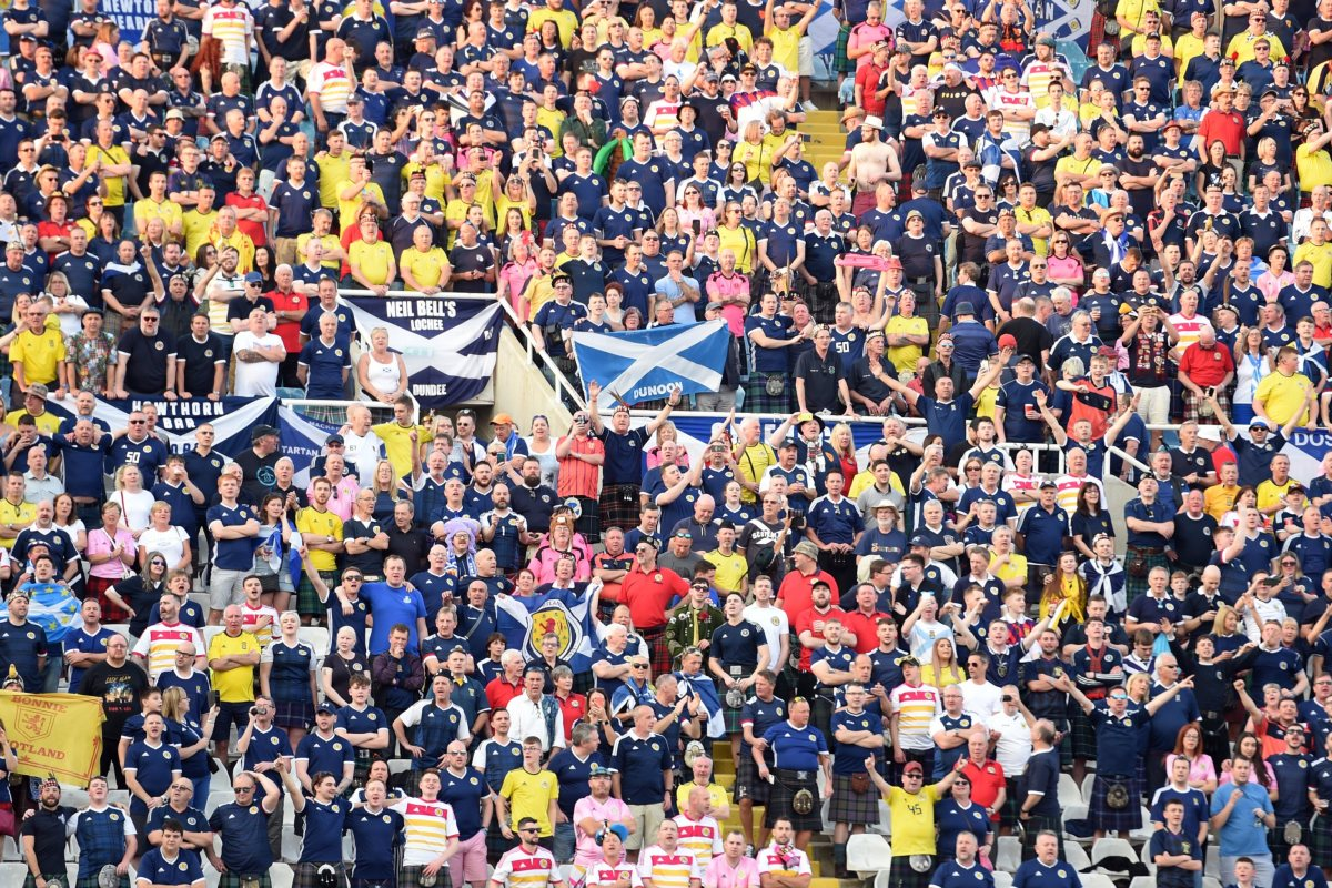 Tartan Army could face tickets scramble if Scotland reach Euro 2020 play-off final