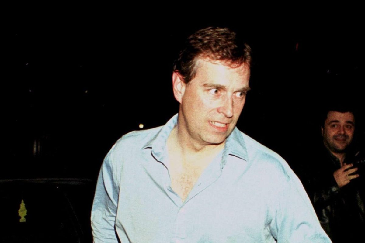 Prince Andrew's former aide claims hair loss treatment during 1990s prevented him sweating
