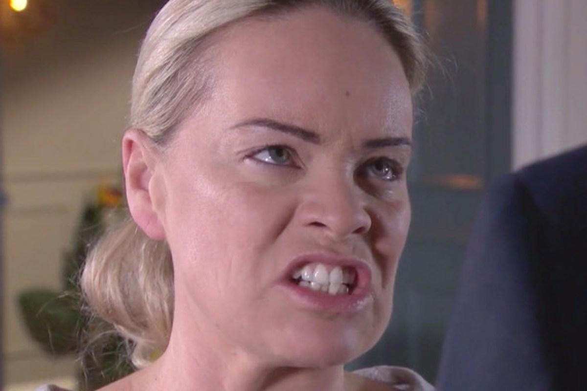 Hollyoaks' Grace Black threatens to KILL James Nightingale after Jesse's shock death
