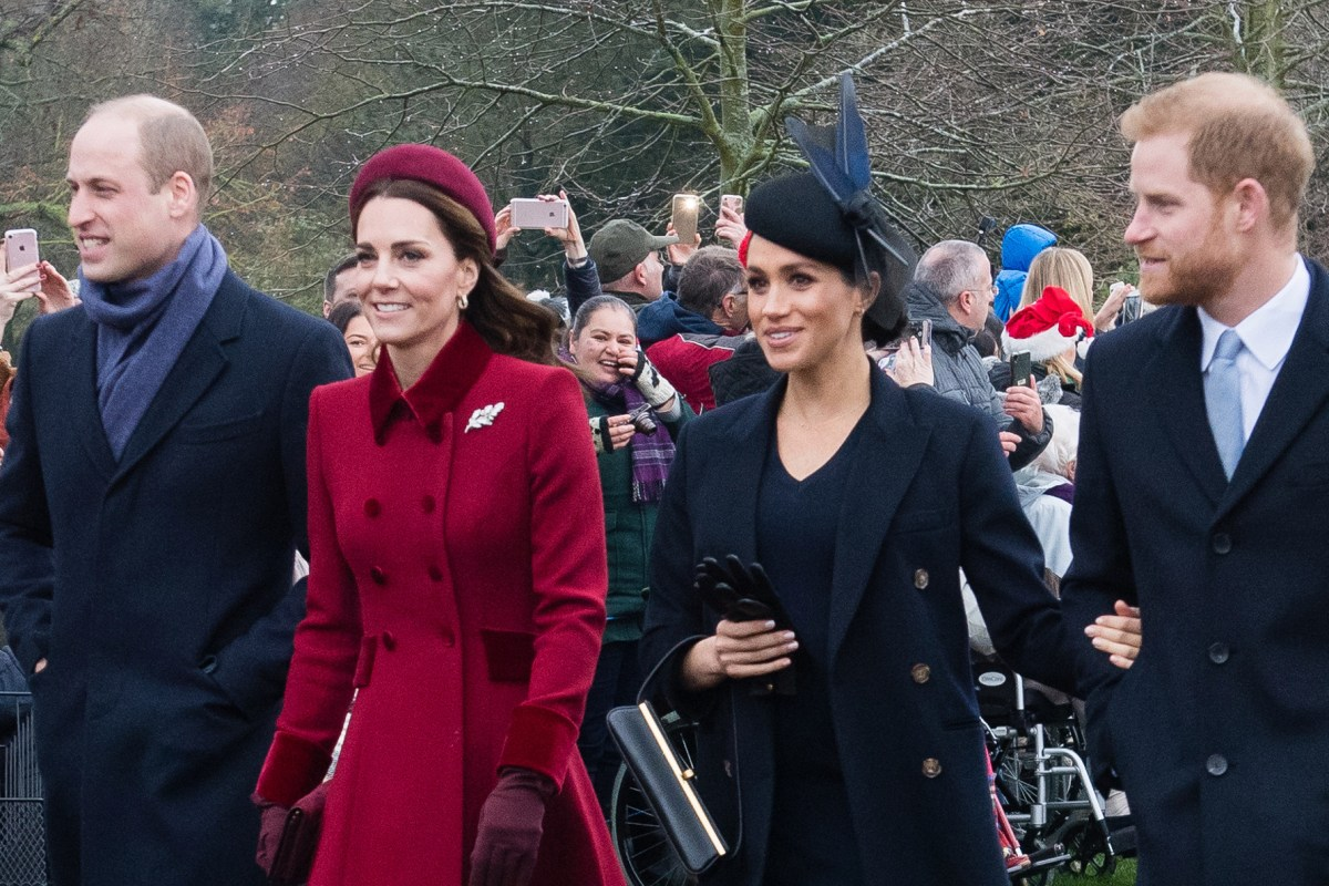 Meghan to be 'front' of Harry's Invictus Games but Kate and Wills will miss it