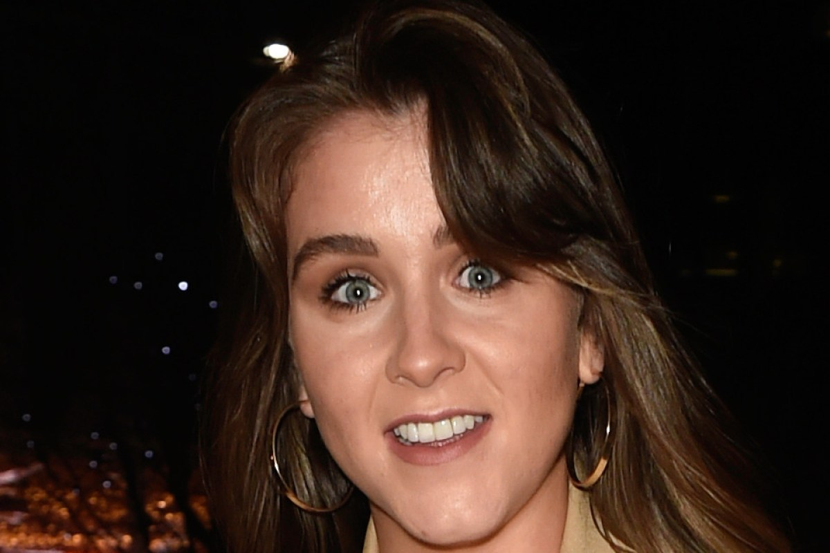 Coronation Street's Brooke Vincent reunites with Scott Thomas for clinic launch in Manchester