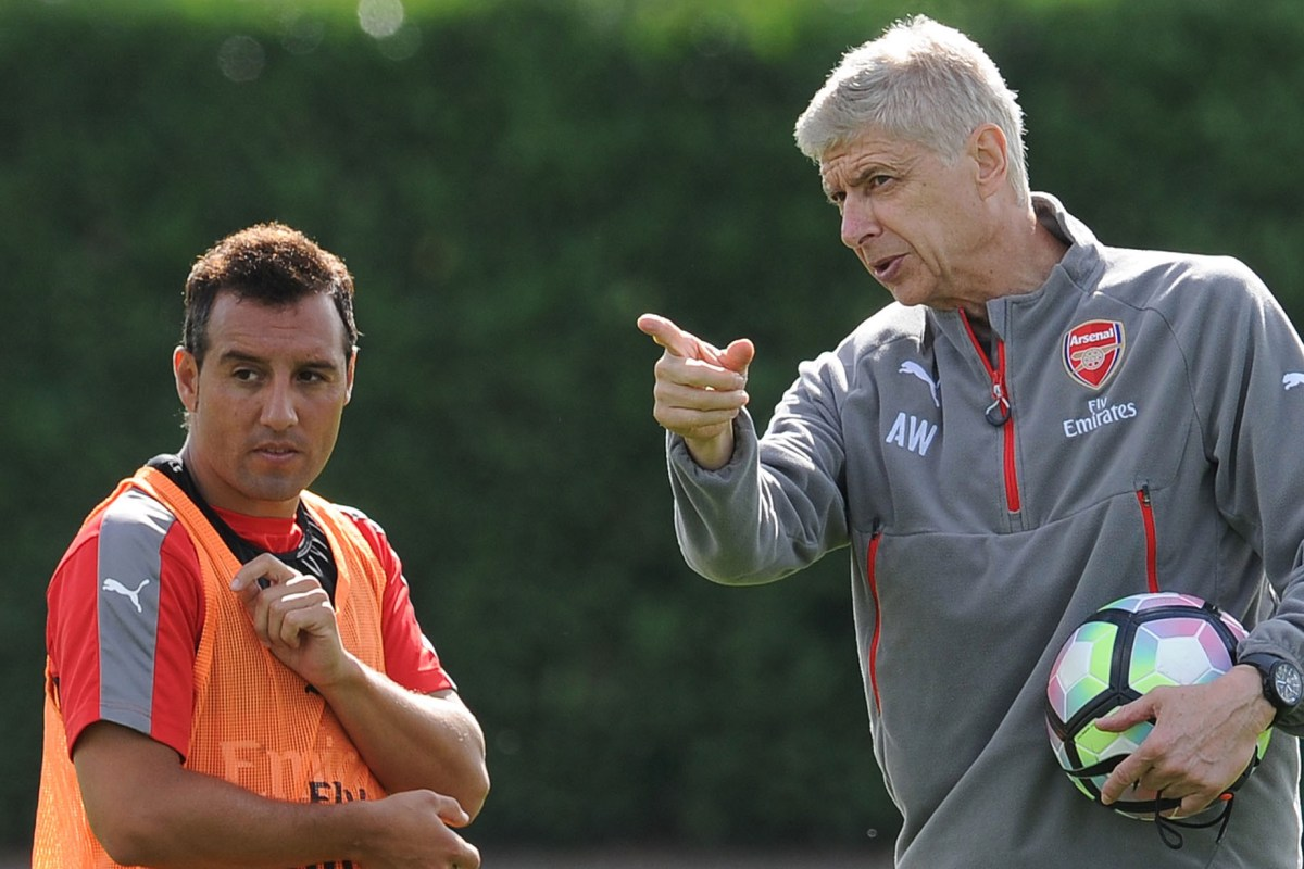 Wenger and Cazorla to return to Arsenal for pre-season farewell match in Emirates Cup