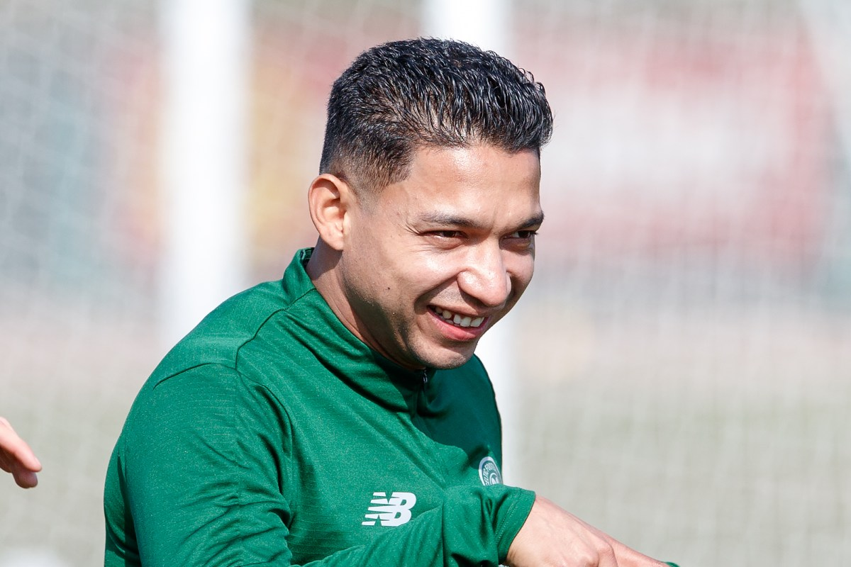 Izaguirre hopes Celtic experience can change Honduran kids lives with new academy