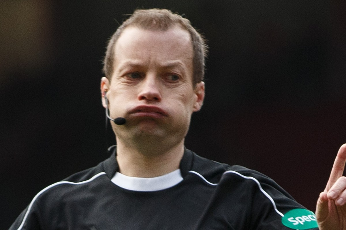 Willie Collum says he came close to QUITTING as a ref due to awful abuse