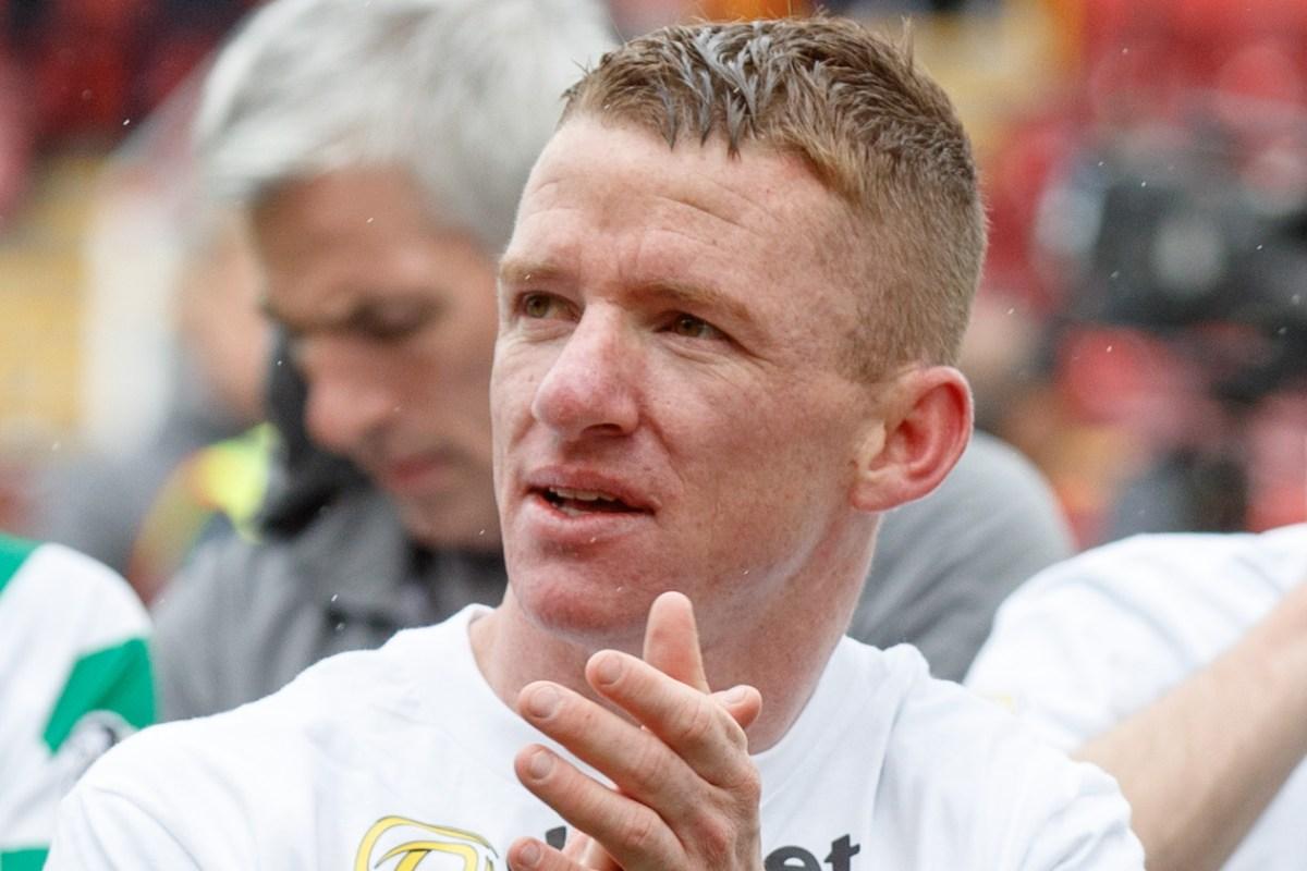 Dave Cormack 'loves' freed Celtic winger Jonny Hayes as he hints at return