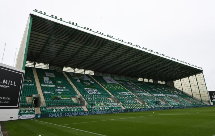 Hibs set to face Aberdeen at Easter Road