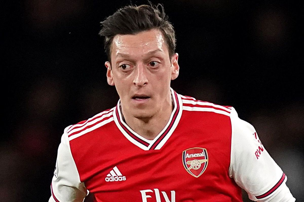 Ozil donates 1,400 meals a DAY to 11 London schools to help end child poverty