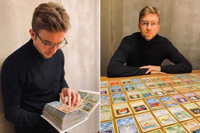 Cristoph Kramer really has caught 'em all as German World Cup winner reveals collection of 151 original Pokemon cards