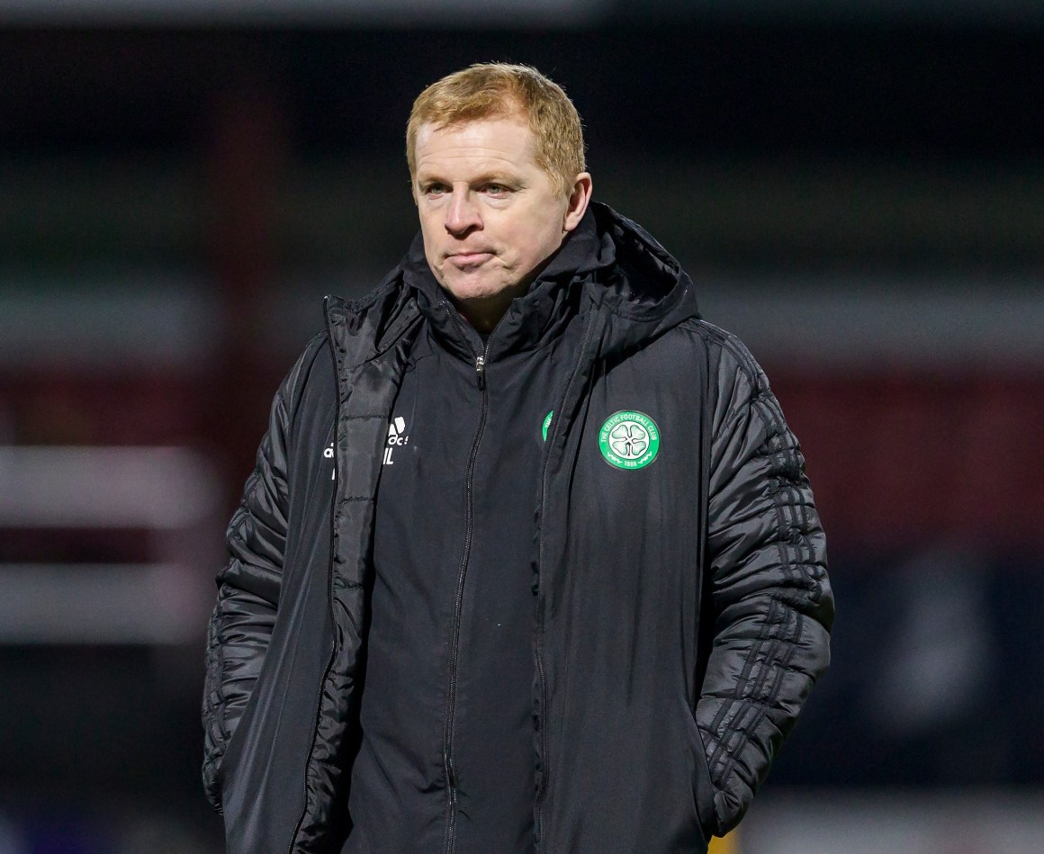 Neil Lennon is set to leave Celtic in the next 24 hours