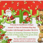 12 Days of Christmas Blog Hop Day 3
