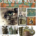 Madge's Style Tile Steampunk Magic
