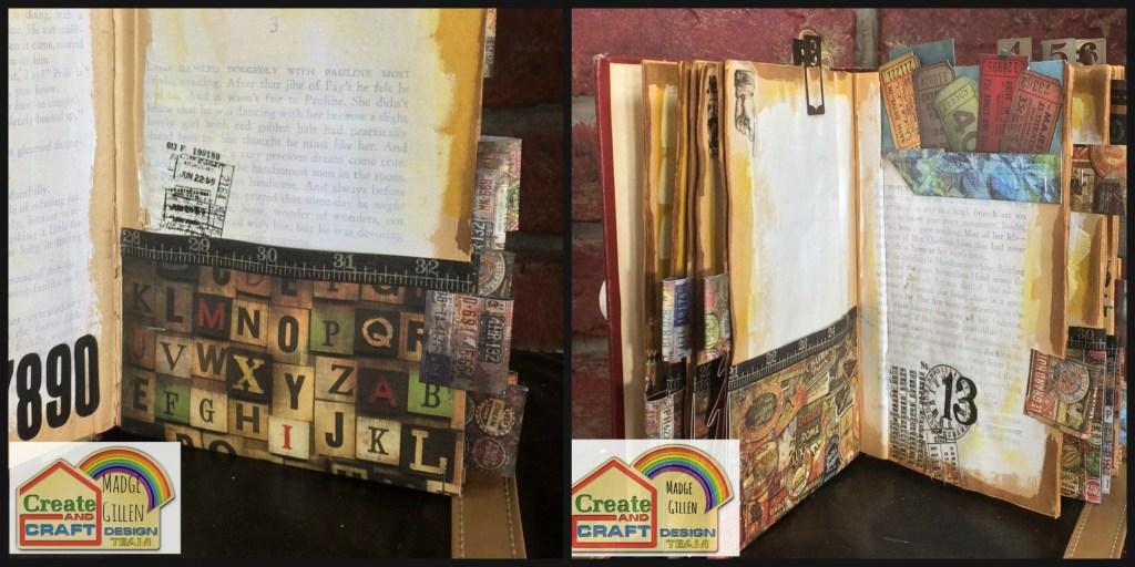 Junk Journal collage