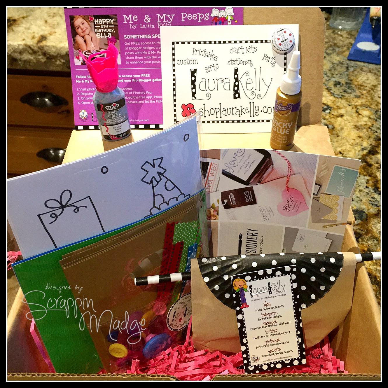 Laura Kelly Goodie Box