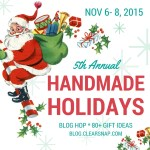 Handmade Holiday Blog Hop