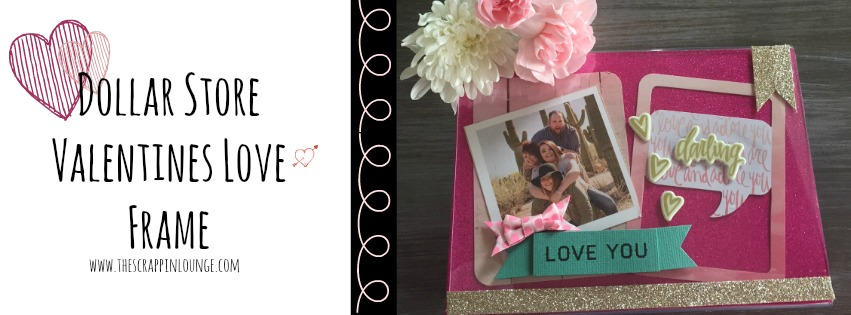 Dollar Store Love Frame title image