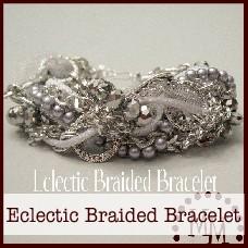 j-eclectic braided bracelet