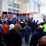 Leeds protests