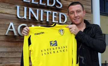 PADDY KENNY SIGNS FOR LEEDS UNITEDSEE STORYPIC BY ANDREW VARLEY