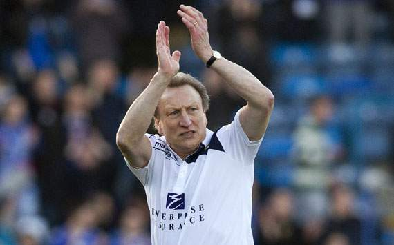 Man for the job: Neil Warnock