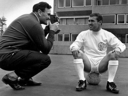 Bobby Collins, Don Revie