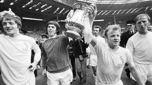 Leeds United v Arsenal (1-0) F.A.Cup Final 1972 at Wembley. Leed