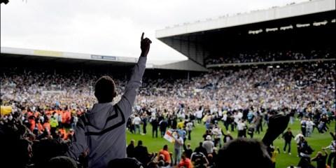 Leeds fans promotion