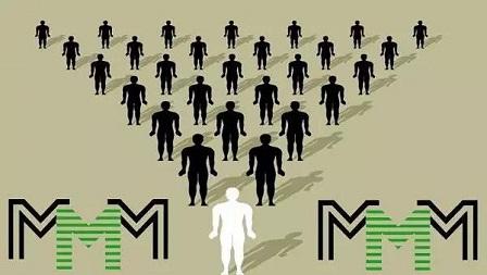 MMM Nigeria ponzi pyramid scheme image