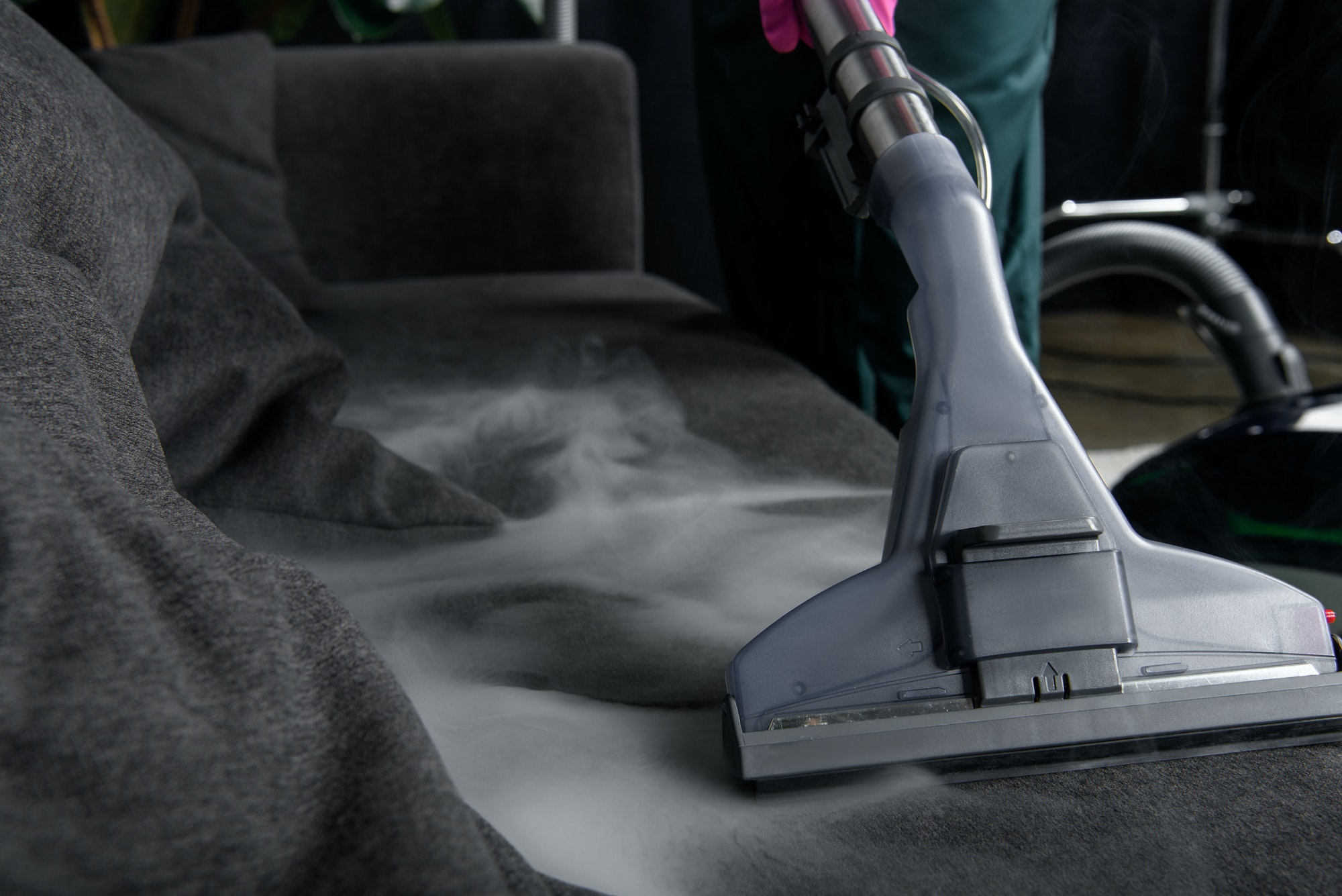 Industrial Steam Cleaners, Pressure Washers and Vacuum Cleaners ensure that no job is too tough for The Scrub Squad.