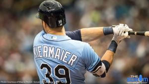 The Scrum Sports - Tampa Bay Rays  - Kevin Kiermaier 2