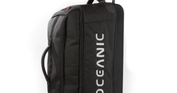 Oceanic Roller Duffel Bag at The Scuba News