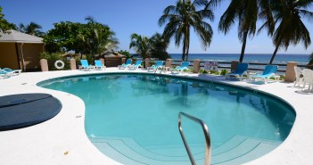 Pool and Hot Tub - Pirates Point Little Cayman at The Scuba News