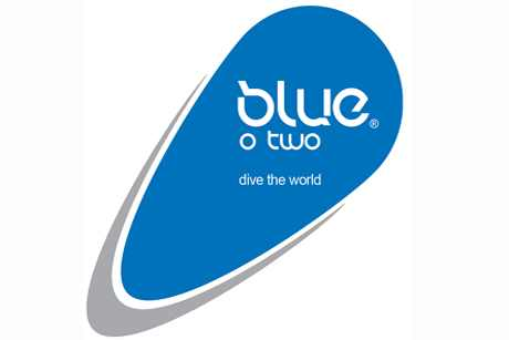 blue o two at The Scuba News