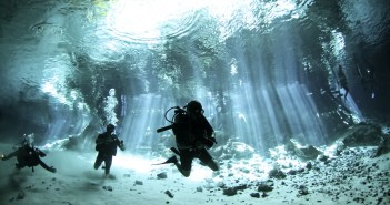Cenotes at The Scuba News