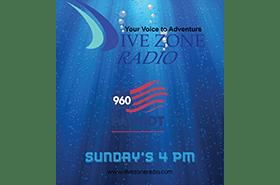 Dive Zone Radio at The Scuba News