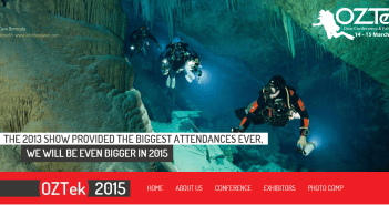 OZTek 2015 at The Scuba News