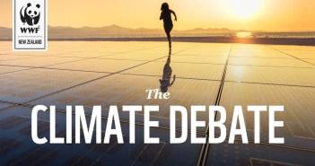 WWF Climate Debate
