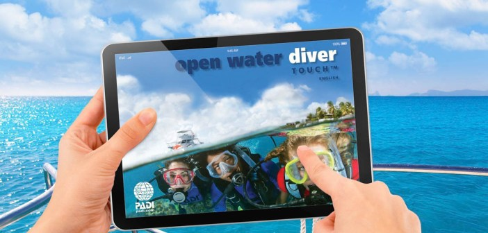 PADI Touch at ScubaCaribe