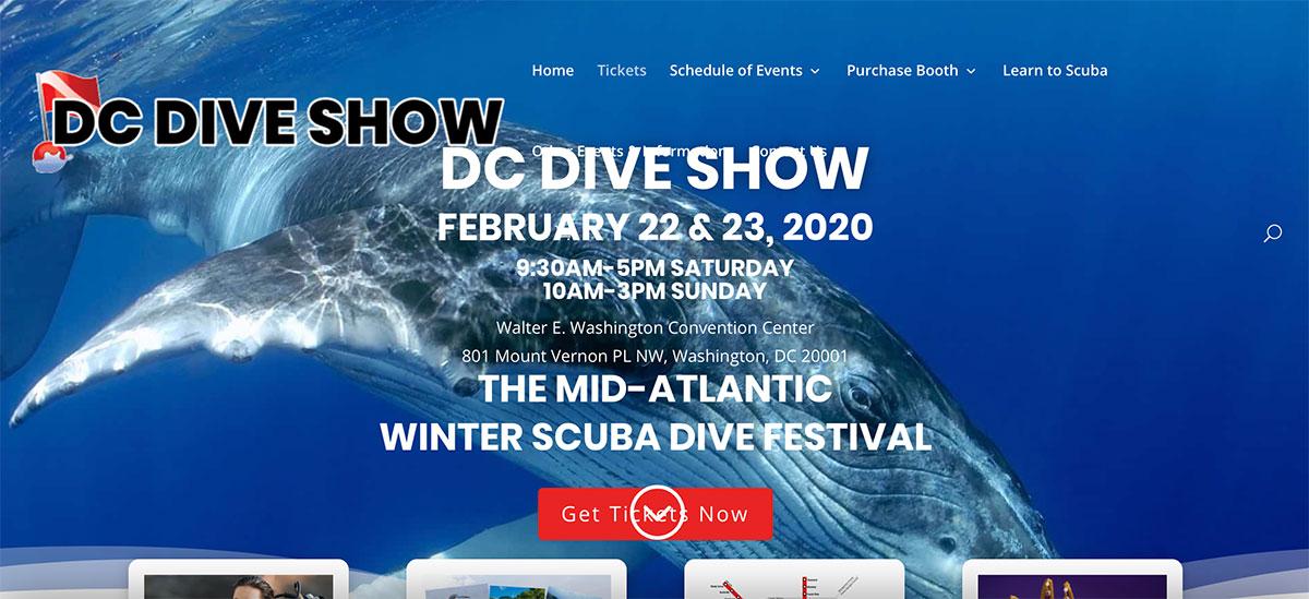 DC Dive Show 2020