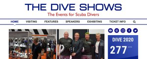 Dive2020 Birmingham Dive Show