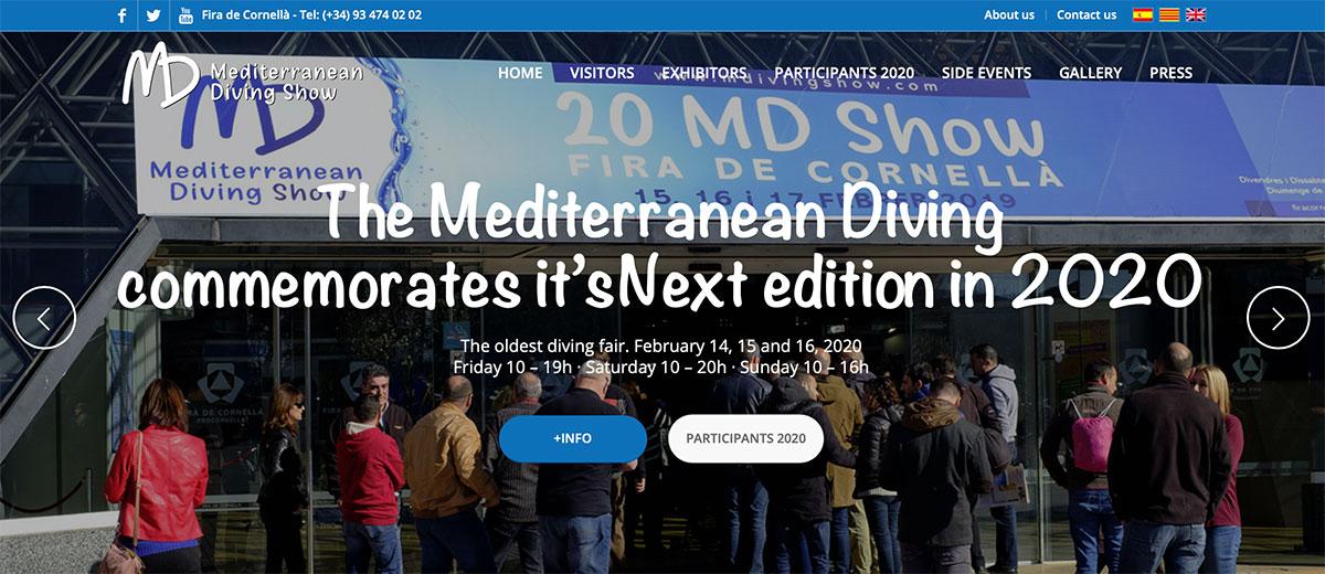 Mediterranean Dive Show