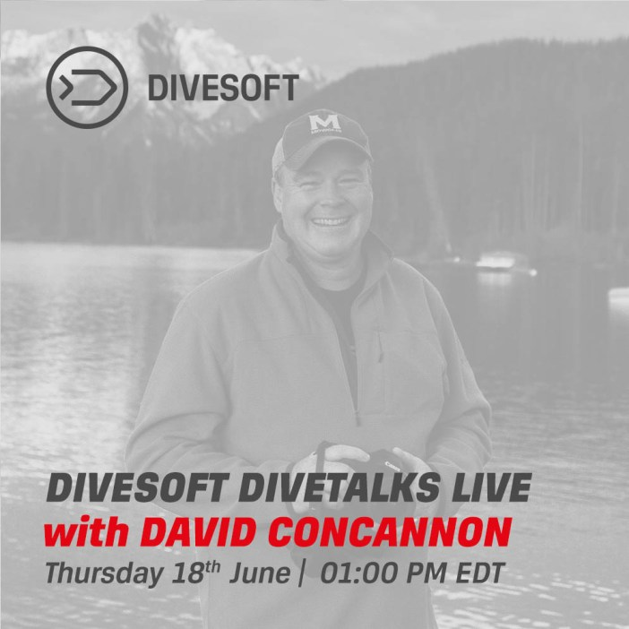 DiveTalks from Divesoft - David Concannon