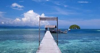 Sorido Bay Indonesia