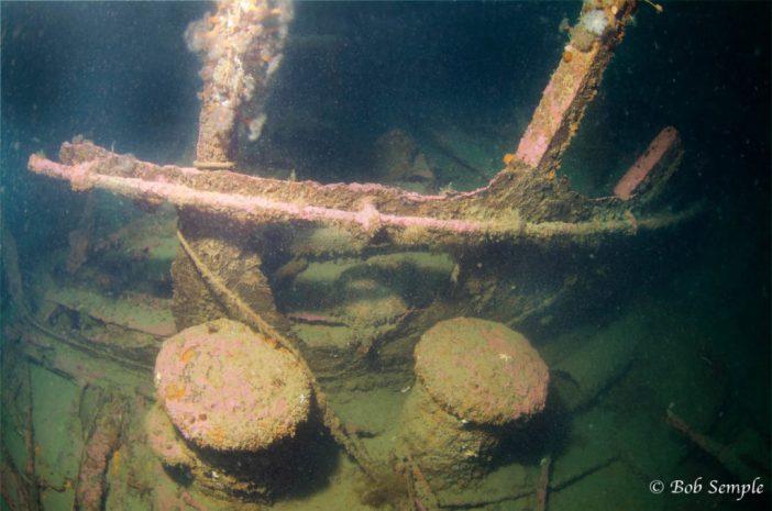 HMHS Letitia Shipwreck