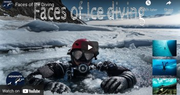 Faces of Ice Diving