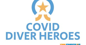 Covid Diver Heroes