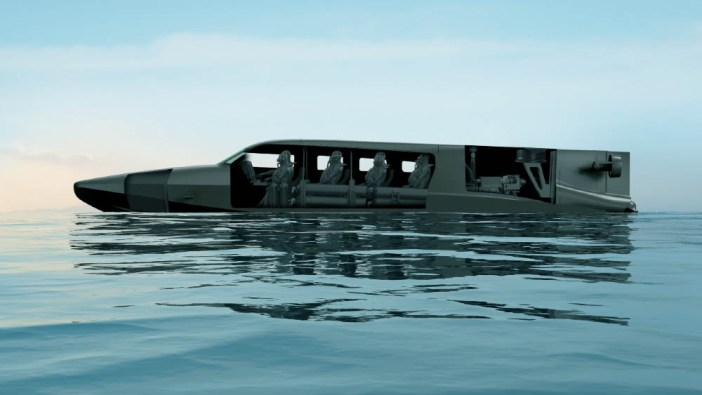 Weird Boats